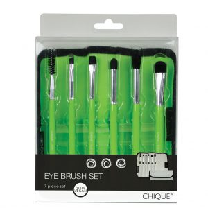 Set 6 pensule ochi CHIQUE LIME EYE - BQU EYESET GL1 300x300