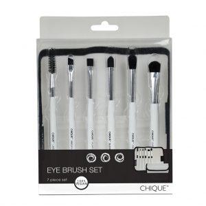 Set 6 pensule ochi CHIQUE WHITE EYE - BQU EYESET WH1 300x300
