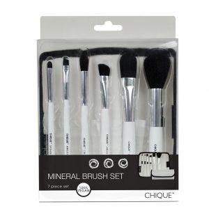 Set 6 pensule CHIQUE WHITE MINERAL - BQU MINSET WH1 300x300