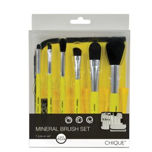 Set 6 pensule CHIQUE LEMON MINERAL - BQU MINSET YL1 300x300