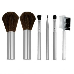 Set 6 pensule de calatorie CHIQUE TRAVEL BRUSH SET - BQU SET21 300x300