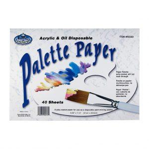 Bloc 8.25 x 11.75 Palette Paper