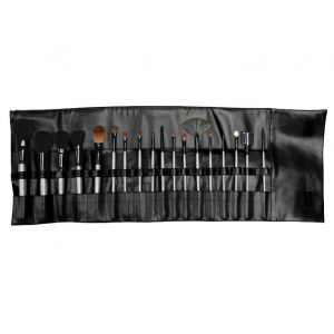 Set 18 pensule BRUSH ESSENTIALS Brush Roll KIT (1)
