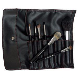 Set 7 pensule machiaj + husa Brush Roll - Set 7 pensule machiaj husa Brush Roll 1 300x300
