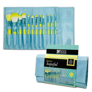 Set LOVE IS-.HOPEFUL 12 pensule machiaj WRAP SET - Set LOVE IS .HOPEFUL 12 pensule machiaj WRAP SET 1 300x300