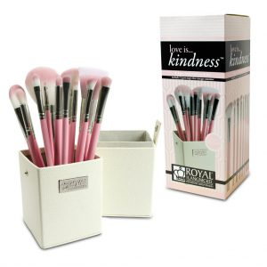 Set LOVE IS KINDNESS 12 pensule machiaj BOX - Set LOVE IS KINDNESS 12 pensule machiaj BOX 1 300x300