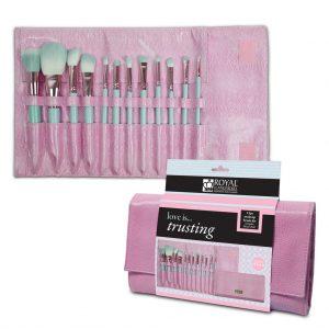 Set LOVE IS TRUSTING 12 pensule machiaj WRAP SET (1)