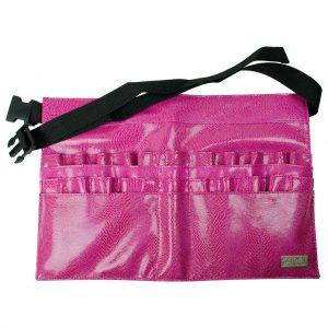 Centura pensule machiaj Royal Pink BBELT-6